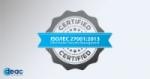 DEAC получил сертификат стандарта управления информационной безопасностью ISO/IEC 27001:2013
