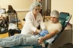 Более 70 сотрудников ГУП «Мосводосток» приняли участие в донорской сдаче крови