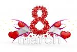 Мегакомплекс «Измайлово» («Гамма», «Дельта») поздравляет с 8 марта и приглашает отметить праздник вместе!