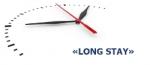 Тариф «LongStay» для тех, кто в столице дольше трех дней