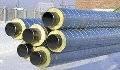 Пенополиуретановая изоляция, вспененная циклопентаном в производстве предварительно изолированных труб