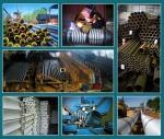 Трубы в ППУ изоляции, сильфонные компенсаторы - производство